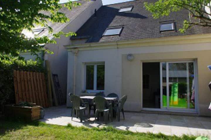 Maison pour un we ou semaine - Angers