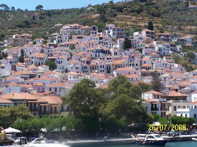 Dora's Petit Palace - Skopelos - Maison