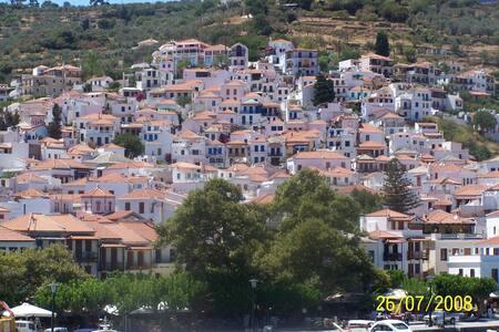 Dora's Petit Palace - Skopelos - Ev
