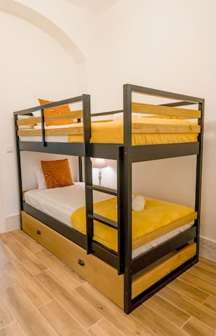 Patio Room with Bunkbed