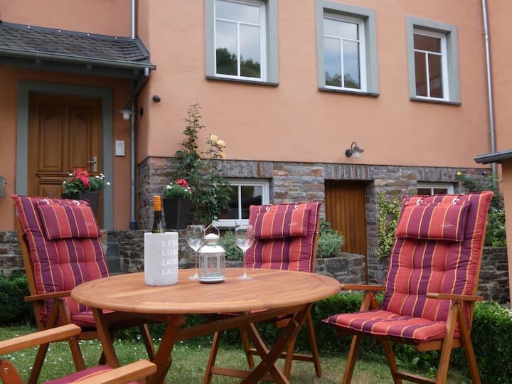 Ferienhaus am Pommerbach Obergeschoss
