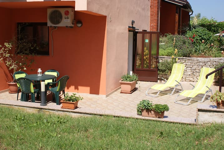 Studio 3* enjoy &  relax - Novigrad - Appartement