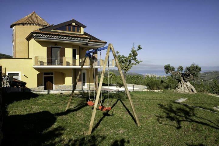 B&B Villa Aurora nel cuore del Cilento.