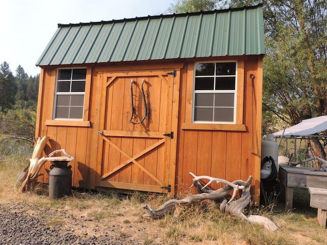 Southfork Clearwater Cabin