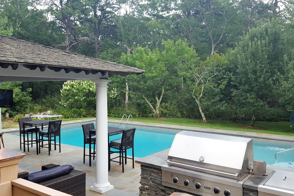 Studio Solitude And Seclusion In The Hamptons Houses For Rent In Southampton New York