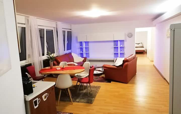 FR03 gemütliches 3-Zimmer-Apartment in Niederdorfelden