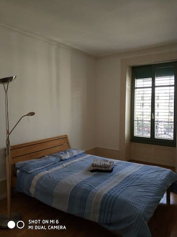 Double bedroom near Cornavin train station