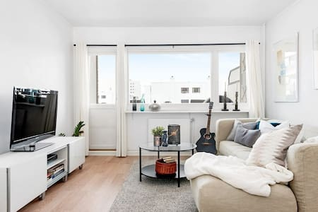 Classic Nordic Apartment on idyllic Bjerke - Oslo - Appartement