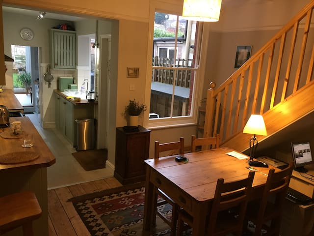 Lovely terraced house in NR2 with great amenities - Norwich