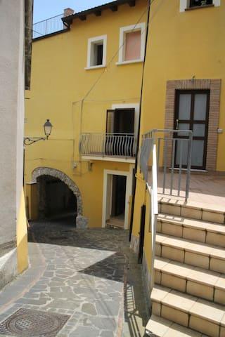 Live in the amazing Cilento region