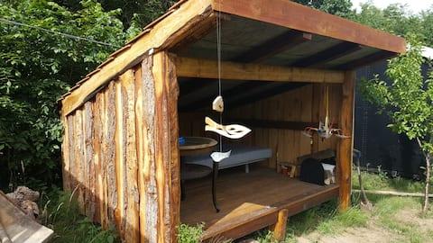 Ajstrup Oase shelter
