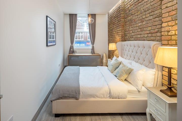 Stylish 1 bed flat - Kilburn - Close to Paddington