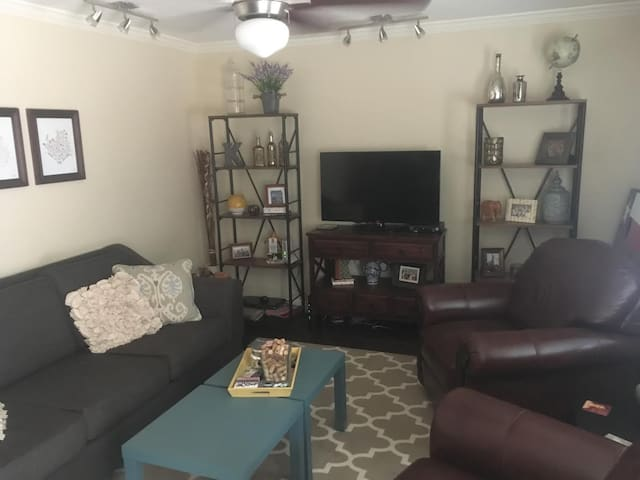1 bdrm condo in Houston Heights for Superbowl - Houston