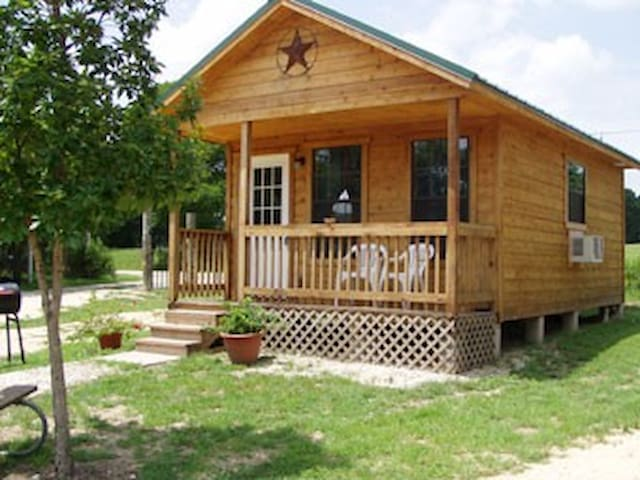 The Cabin at River Run - Kerrville - Dom