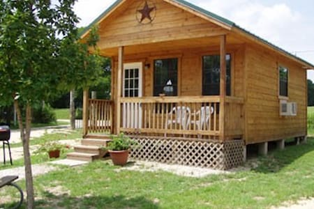 The Cabin at River Run - Kerrville - 独立屋
