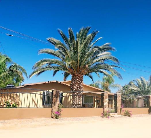 Casa Bajalupana - Valle de Guadalupe