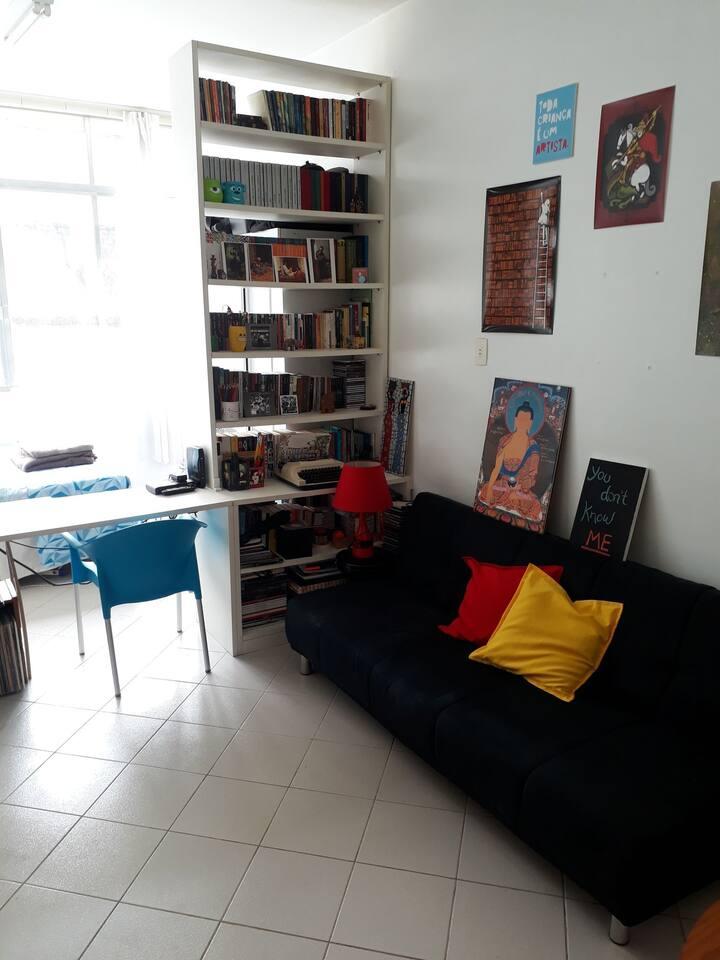 Apartamento inteiro em Laranjeiras - RJ