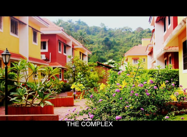 Luxurious Villa 4km from Candolim-Calangute