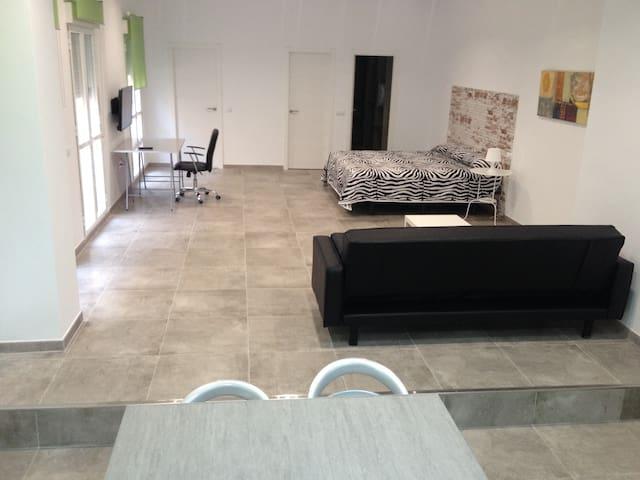 LOFT nuevo en el centro de Algeciras - Algeciras - Çatı Katı