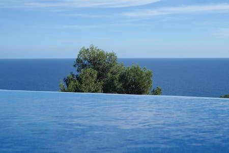 Vista al Mar Piscina Privada con Oxígen ECO, WI-FI - Бланес