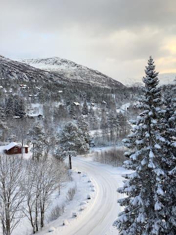 Vinterferie på Solfonn Family Hotel