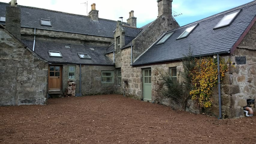 Elsie's Cottage, New Pitsligo