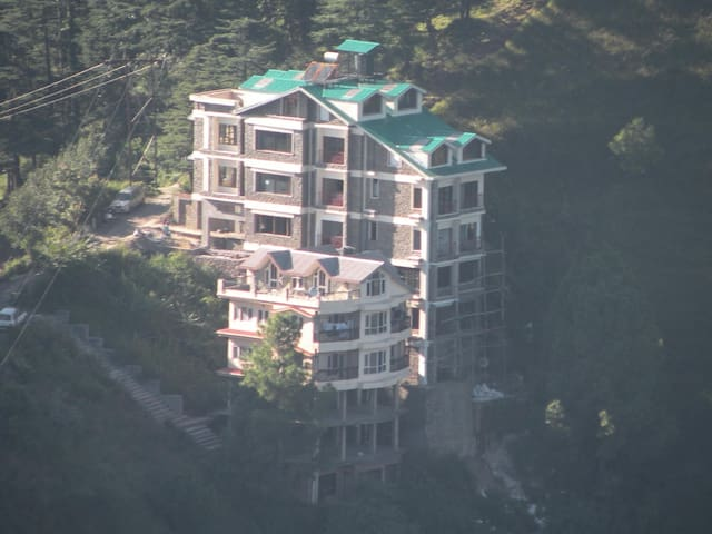 WOODY WINDS COTTAGE - Shimla - Apartment