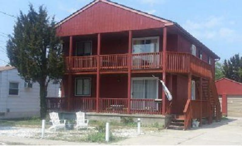 Sea Isle NJ Beach House 1st Fl 3bd  Rentals - Sea Isle City - Pis