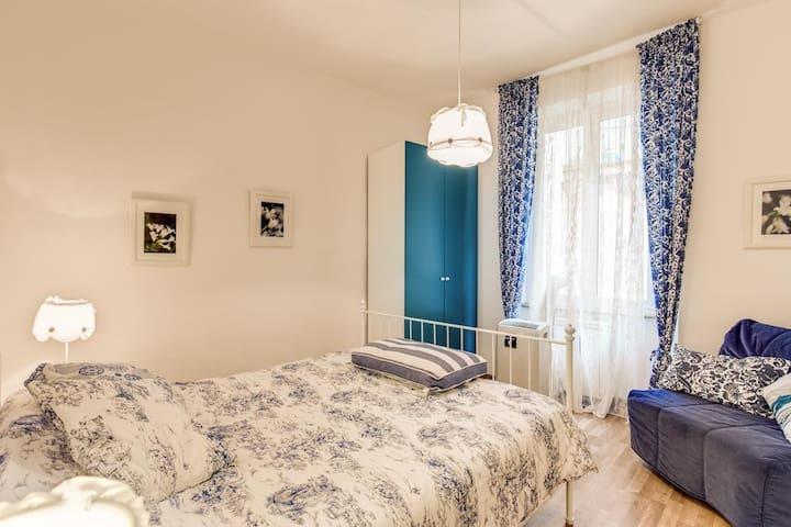Romantica camera nel centro di Roma