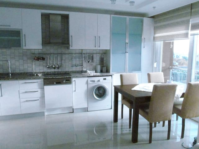5-Star Holiday-flat Turkuaz Residence in Alanya (Turkey)