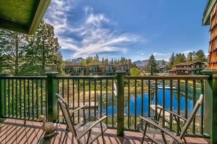 Deluxe Waterfront Condo For 6 - South Lake Tahoe - Condominium