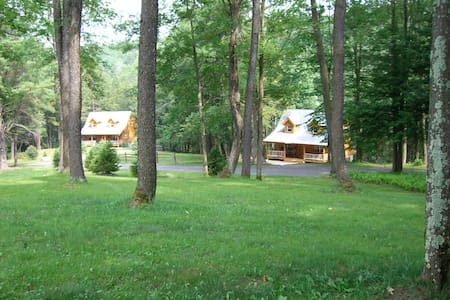The Brookside Lodges, Pocono, PA - Weatherly - Chatka