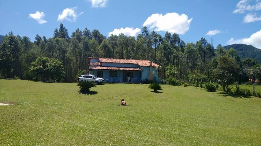 LUGAR PRA SER FELIZ! - Saquarema - 小木屋