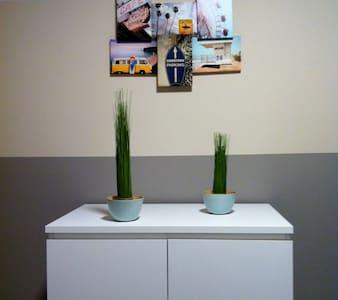 Modernes Zimmer - Strandhaus-Flair - Norderstedt - Maison de ville