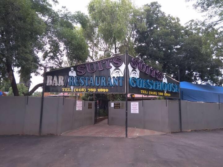 Suits Bar Restuarant & Guest House