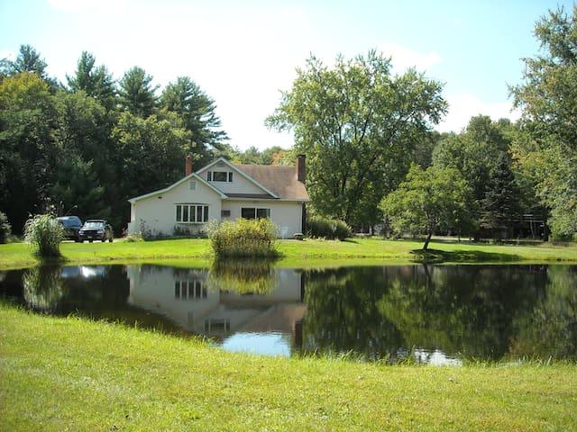 Bluestone Springs - Lackawaxen - Casa