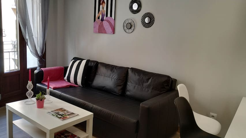 Apartamento Terraza Ega 2