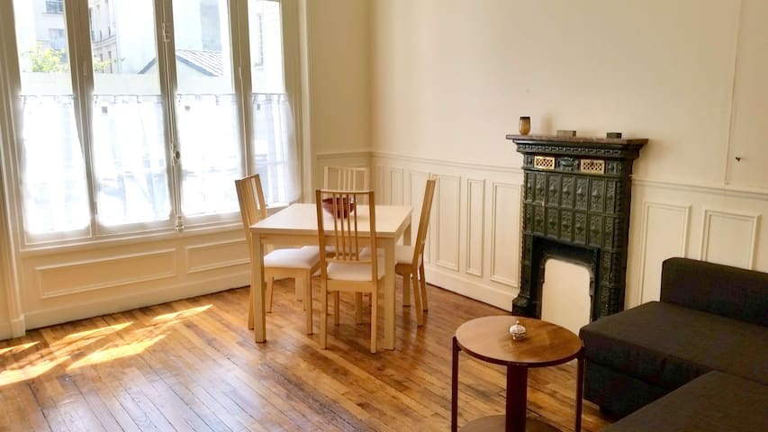 Lovely flat 15 min from Montmartre