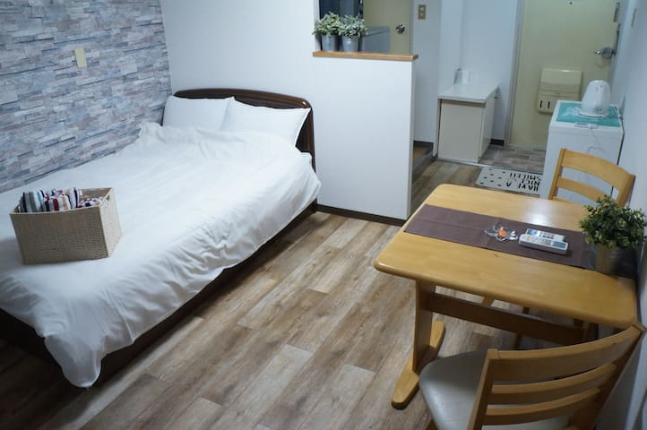7min walk Nakasu easy access Tenjin