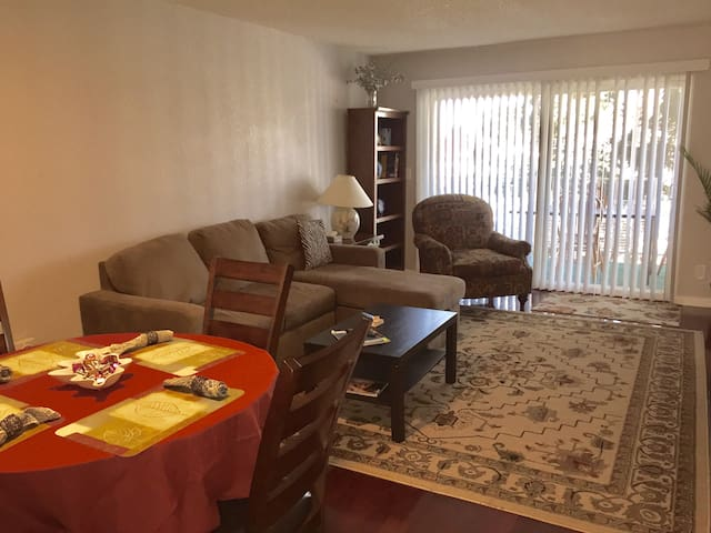 Convenient clean 2bd Apt. in the heart of Parker - Parker - Condominium