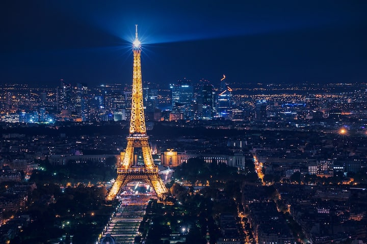 Dream Home - Spectacular view of Paris