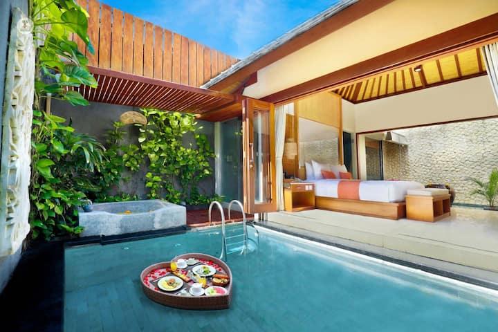 One Bedroom Private pool Seminyak