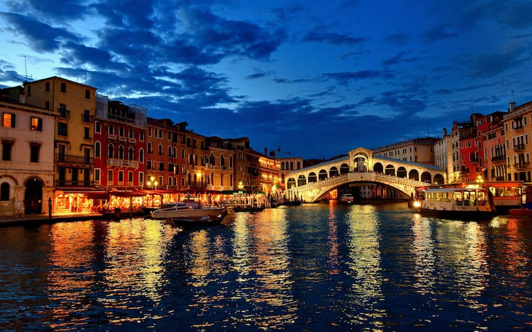 LiVe.netian - Wi-Fi Free! Close to Rialto Bridge