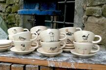 Our pottery