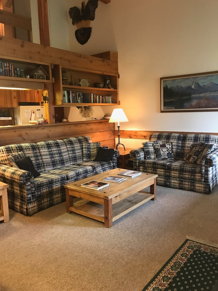 Ideal Jackson Hole Condominium