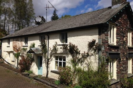 Beautiful 16th century farmhouse - Grasmere