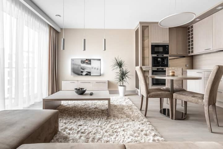 Unique and stylish apartment in the City Center