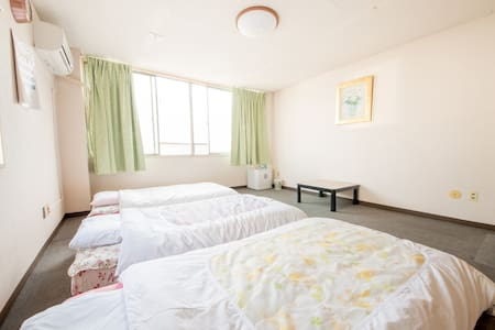 QQ Guest House 501 - Ōsaka-shi - Appartement