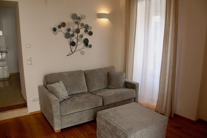 Gemütliches Apartment in Barockhaus/Kunstmeile
