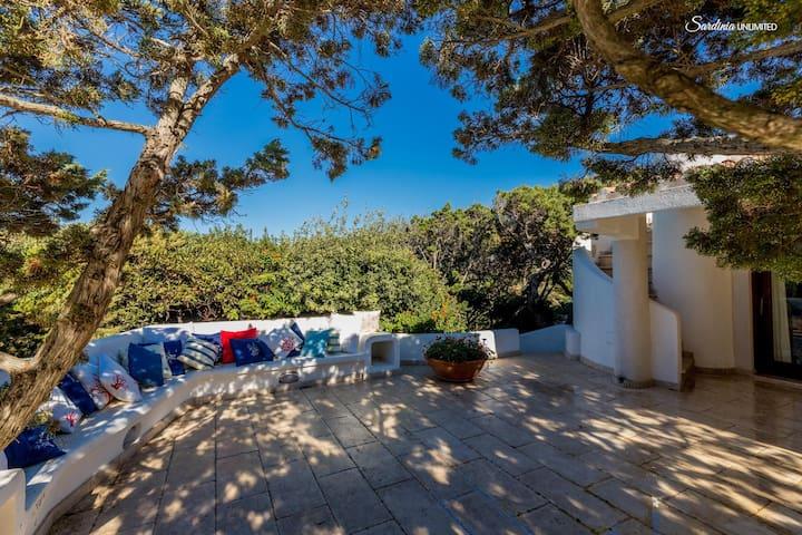 Villa Sassifraga only a few steps to the sea - Portobello
